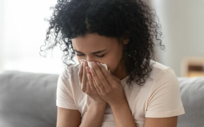 Spring Allergies – When is a Cold Just a Cold?