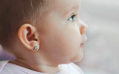 At What Age Can You Pierce a Child's Ears?