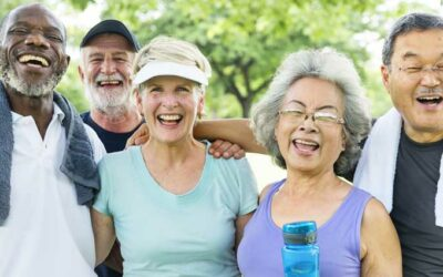 4 Steps to Healthy Aging in Your 60's and Beyond
