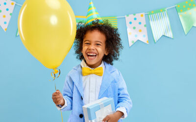 What Does The Future Of Kids' Birthday Parties Look Like