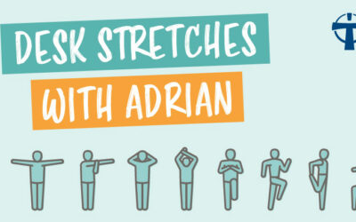 Desk-Friendly Stretches to Improve Your Mood and Productivity